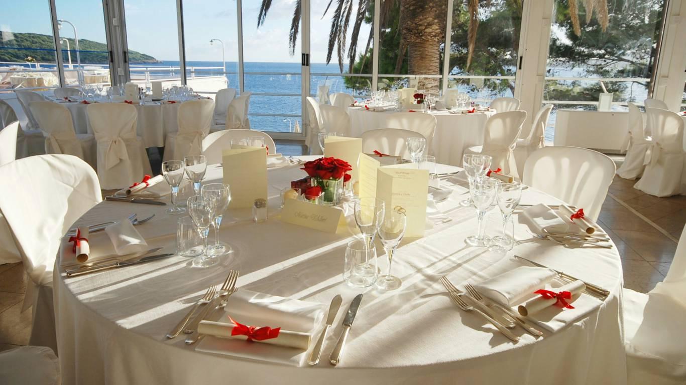Hotel El Faro Alghero Sardinia Weddings Events